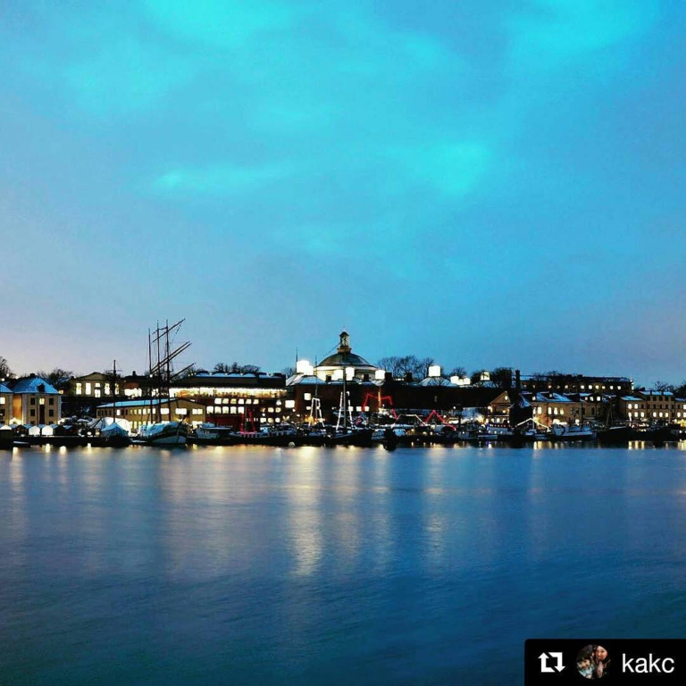 Northern Lights Stockholm