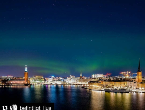 Monteliusvägen – Stockholm