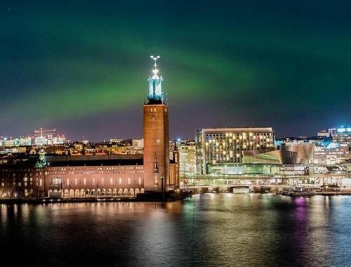Riddarfjärden – Stockholm