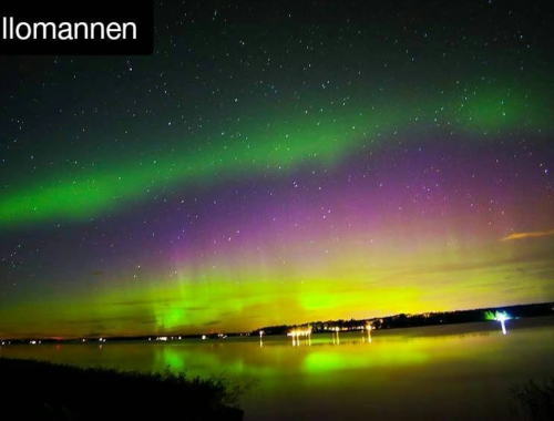 Northern Lights Stockholm