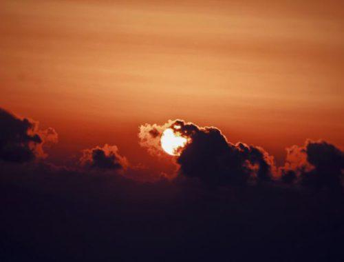 Solstorm slog ut GPS-signalen på jorden