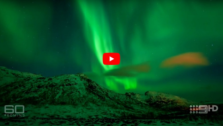 "60 Minutes, Northern Lights Documentary – ""Out of This World "" (2016)"
