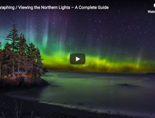 Photographing & Viewing the Northern Lights – A Complete Guide