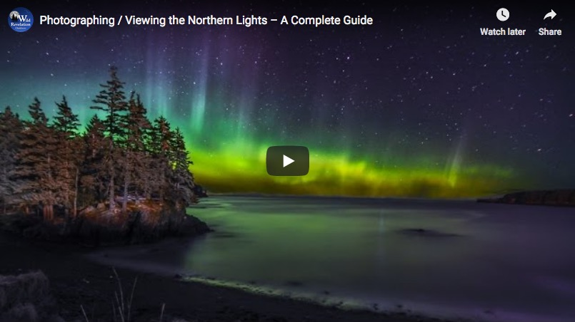 Photographing / Viewing the Northern Lights – A Complete Guide