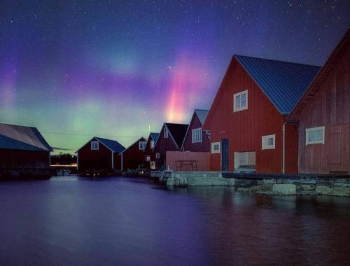 Hållnäs, Uppsala Län, Sweden