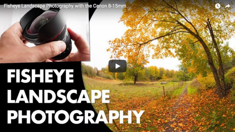 Fisheye Landscape Photography, Canon 8-15mm, potentially interesting lens for Northern lights photos?