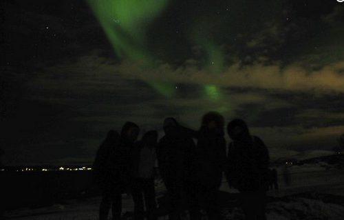 The #aurorahunters say farewell in Tromsø