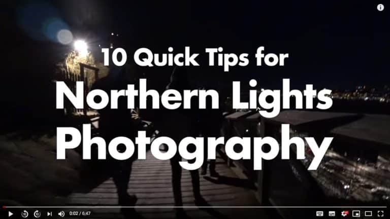 10 Tips for Northern Lights Photography in Stockholm – Micael Widell