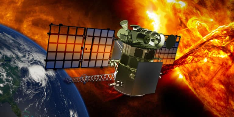 DSCOVR offline until early 2020