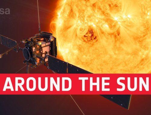 Solar Orbiter's journey to the Sun – June 14, 2020
