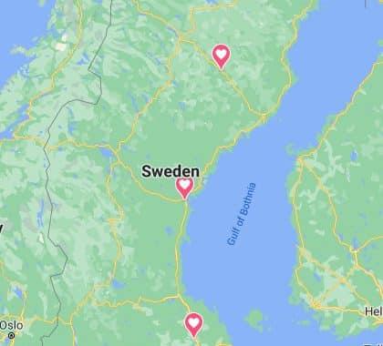 Magnetometers Sweden