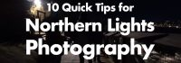 10 Tips for Northern Lights Photography in Stockholm - Micael Widell